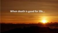 Memikirkan kematian