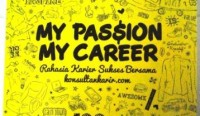 Buku 'My Passion, My Career'