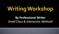 Writing Workshop – Every Friday in December 2011!